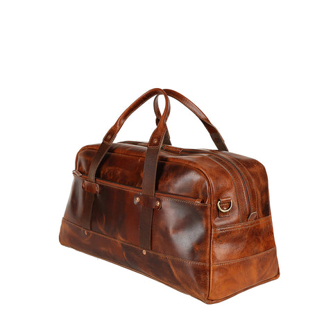 Legacy Duffle Bag  (Tobacco Tan)