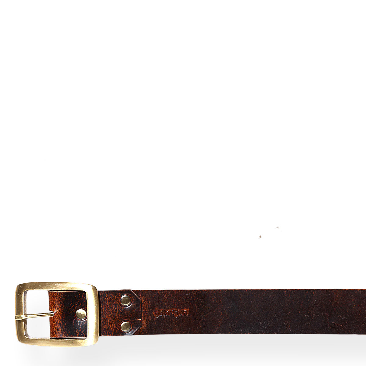 Vintage Distressed Leather Belt Black Brown Genuine Full Grain Leather Snap Belt, Gift for Him, Gift for Her, Handmade,Unisex,minimalist United States