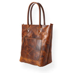 leather tote bag, handcrafted leather tote bag, ladies bag, leather bag for ladies, handmade in us, spacious bag, spacious leather ladies bag, travel bag, ladies travel bag, ladies weekender bag, ladies holiday bag United States