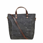 Alyssa Tote Bag (Deep Black)