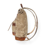 Adventure Roll top Backpack (Sand Storm)