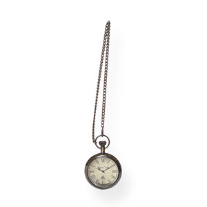 Pocket Watch (Tobacco Tan case)