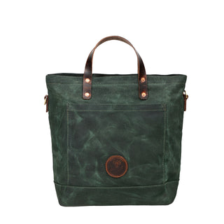 Alyssa Tote Bag (Forest Green)