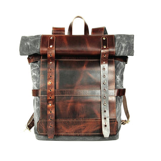 Chief Rucksack  (Charcoal Grey)