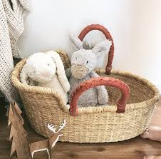 Mini Moses Basket