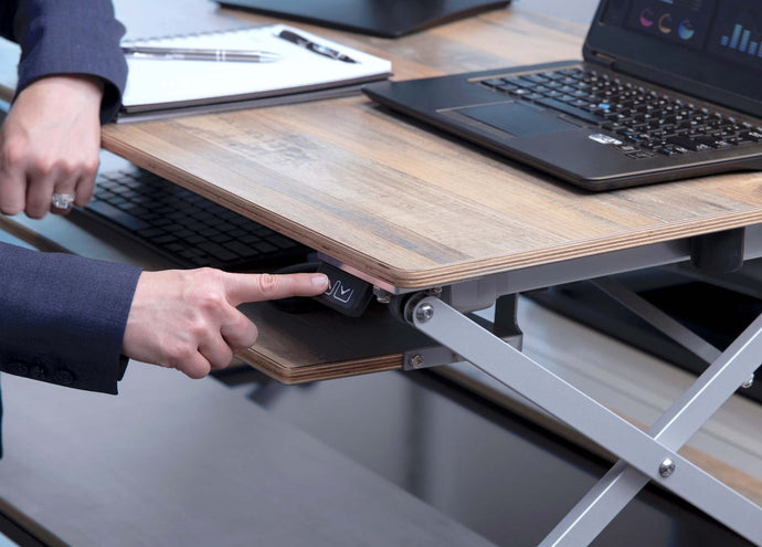 The Benefits Of Using A Height Adjustable Desk