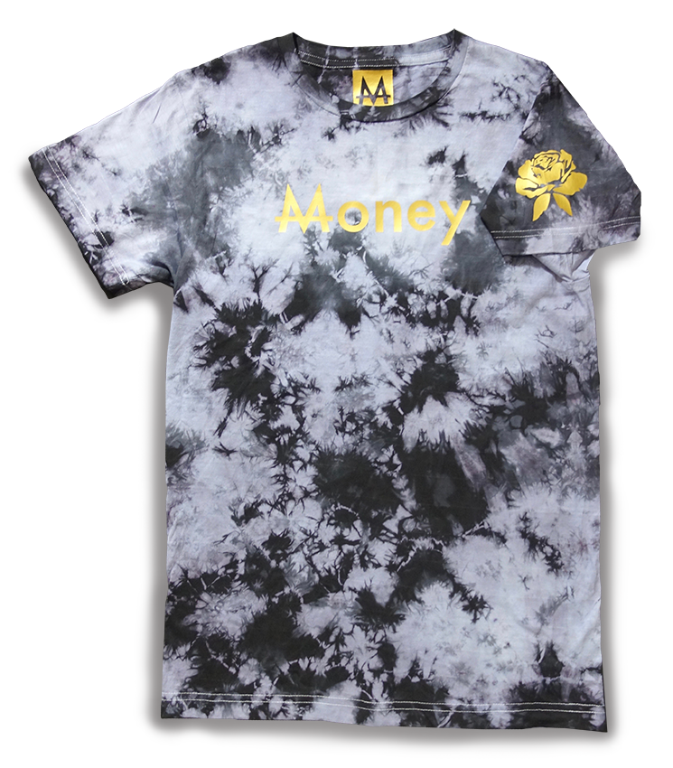 Money Dye | Cosmos | 24k Gold