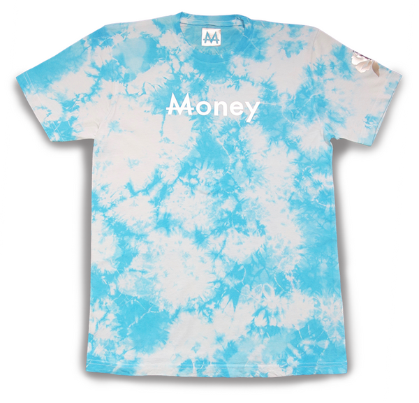 Money Dye | Atmosphere | Sterling Silver - Money by Mark, Shirts