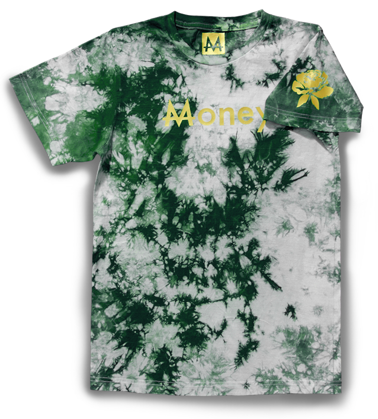 Money Dye | Terra | 24k. Gold - Money by Mark, Shirts