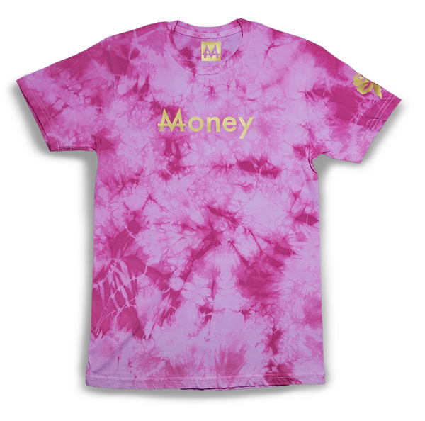 Money Dye | Bubble Gum | 24k. Gold - Money by Mark, Shirts