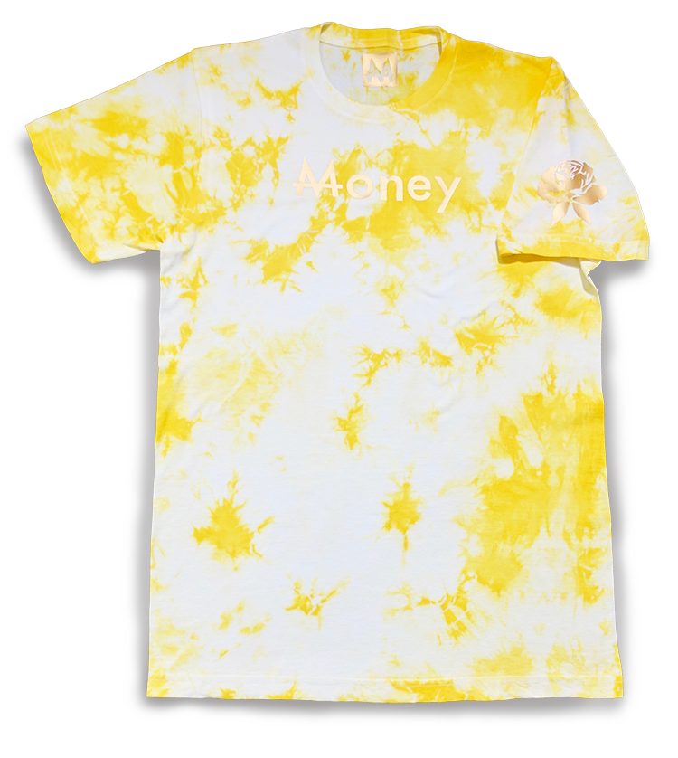 Money Dye | Solar | 24k Gold