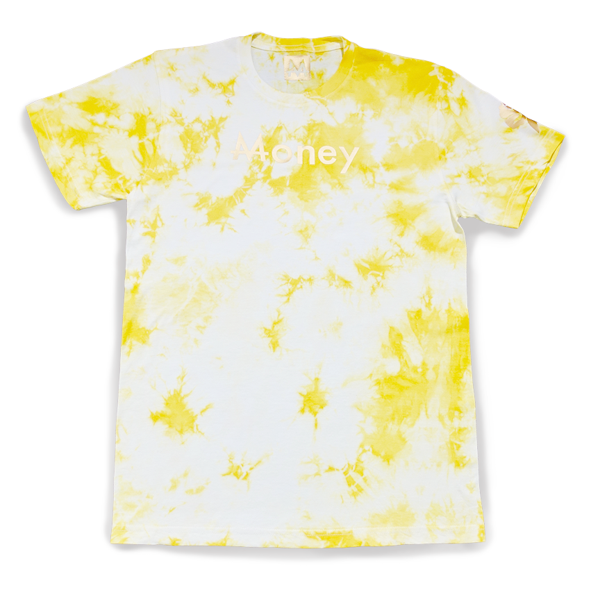 Money Dye | Solar | 24k Gold - Money by Mark, Shirts