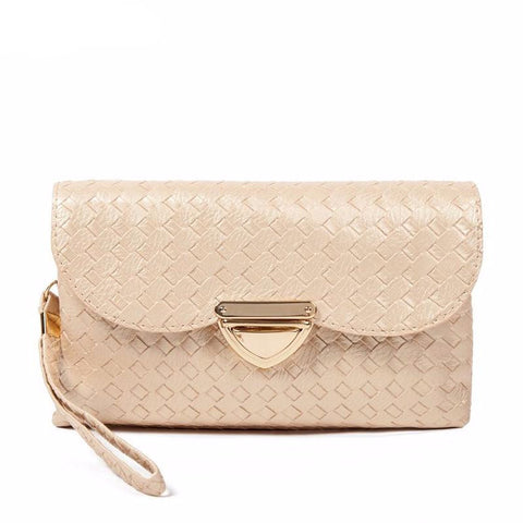 Nude color mini bag