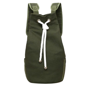 Canvas green Mochila