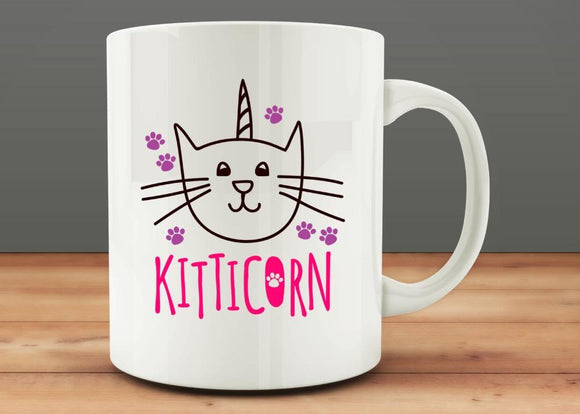 KITICORN-MUG - love myself deals