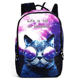 3D Animal Cat and Dog Backpack. - love myself deals