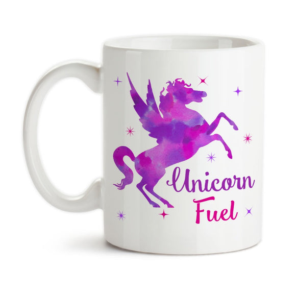 UNICORN FUEL-MUG - love myself deals