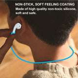 Anti Lost Strap Silicone String for Air Pods Bluetooth Earphone. - love myself deals