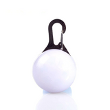 Pet LED Night Safety Flash Light Pendants.