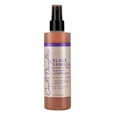 CAROLS DAUGHTER BLACK VANILLA MOISTURE & SHINE LEAVE-IN CONDITIONER - GABBY'S HAIR