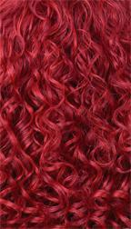 IT'S A WIG - SHERRY DEEP RED - GABBY'S HAIR