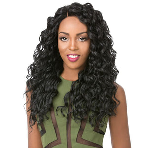 IT'S A WIG HUMAN HAIR LACE BUNDLE LOOSE DEEP - GABBY'S HAIR