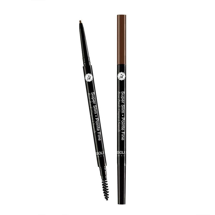 ABSOLUTE SUPER SLIM BROW PENCIL PECAN SSEB03 - GABBY'S HAIR