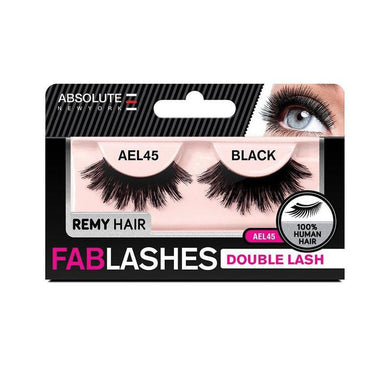 ABSOLUTE REMY LASH AEL45 Double Lashes - GABBY'S HAIR