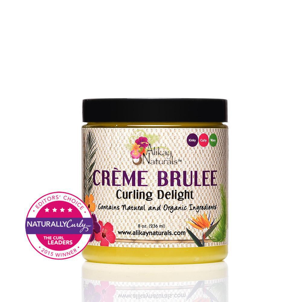 Alikay Naturals CREME BRULEE CURLING DELIGHT - GABBY'S HAIR