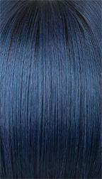 ITS A WIG Q PART BECKY FUSIAN BLUE - GABBY'S HAIR