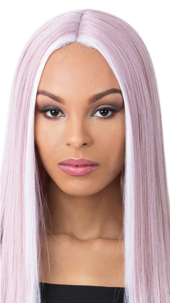 ITS A WIG SWISS LACE FRIDA FF WHITE PINK - GABBY'S HAIR