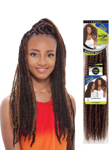 JANET COLLECTION AFRO TWIST BRAID - GABBY'S HAIR