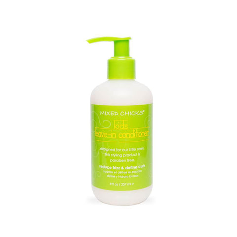 Mixed Chicks LEAVE-IN CONDITIONER FOR KIDS (8OZ) - GABBY'S HAIR