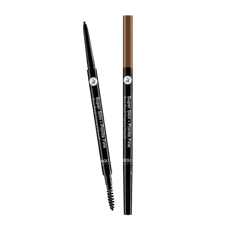 ABSOLUTE SUPER SLIM BROW PENCIL CARMEL SSEB04 - GABBY'S HAIR