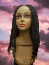 "14"" Senegalese braid wig"