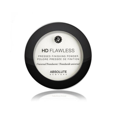 ABSOLUTE HD FLAWLESS PRESSED FINISHING POWDER Universal Translucent - GABBY'S HAIR