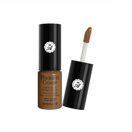 ABSOLUTE RADIANT COVER CONCEALER ARC08 MEDIUM DARK - GABBY'S HAIR