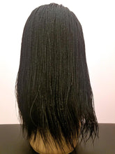 "Load image into Gallery viewer, 14"" Senegalese braid wig - GABBY'S HAIR"