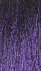IT'S A WIG HALF WIG STARDUST TT Purple - GABBY'S HAIR