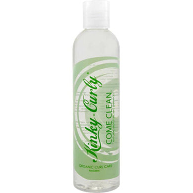 Kinky Curly Come Clean Moisturizing Shampoo (8 oz.) - GABBY'S HAIR
