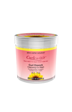 Jane Carter Solution CURL DRENCH CLEANSING CO-WASH - GABBY'S HAIR