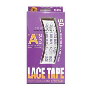 "Qfitt Lace Tape ""A"" Curve - GABBY'S HAIR"