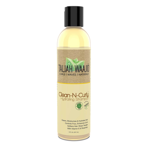 Taliah Waajid Curls, Waves, & Naturals Clean N Curl Shampoo 8 oz. - GABBY'S HAIR