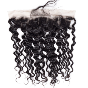 Gabby's Virgin Water Wave 13x4 Frontal - GABBY'S HAIR