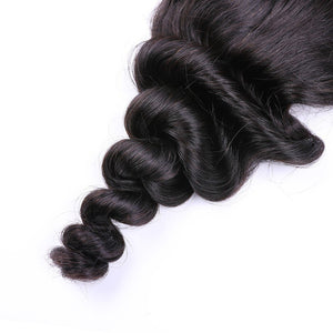 Gabby's Virgin Loose Wave 4x4 Closure - GABBY'S HAIR