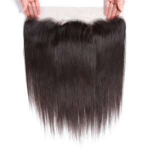 Gabby's Virgin Straight 13x4 Frontal - GABBY'S HAIR