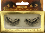 3D Mink Brazilian Volume Eyelash 3D-321 - GABBY'S HAIR