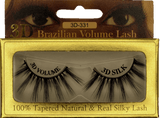 3D Mink Brazilian Volume Eyelash 3D-331 - GABBY'S HAIR