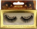 3D Mink Brazilian Volume Eyelash 3D-333 - GABBY'S HAIR