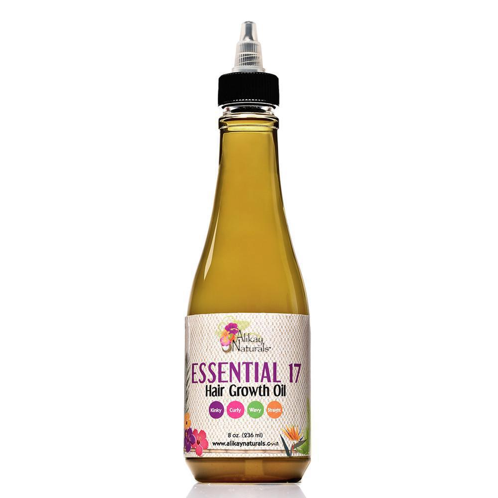 Alikay Naturals ESSENTIAL 17 HAIR GROWTH OIL - GABBY'S HAIR